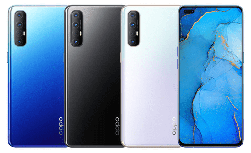 OPPO unleashes Reno3 Pro with Helio P95 and 44MP selfie dual-cam in India