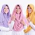 Model Hijab Instant Paling baru dan Paling baik