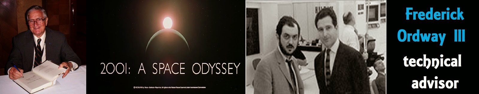frederick ordway 2001 a space odyssey