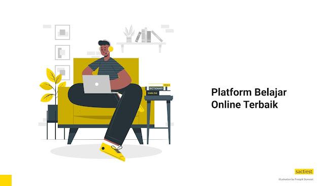 Platform Belajar Online Terbaik