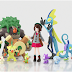 8th Gen Scale World Figures