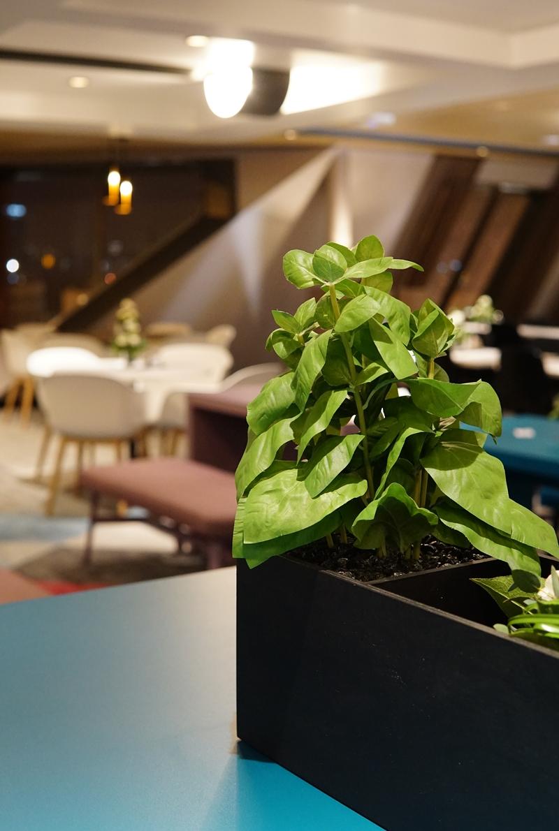ravintola, laiva, sisustus