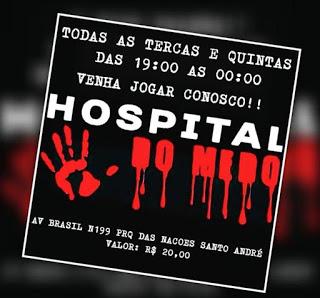 HOSPITAL DO MEDO