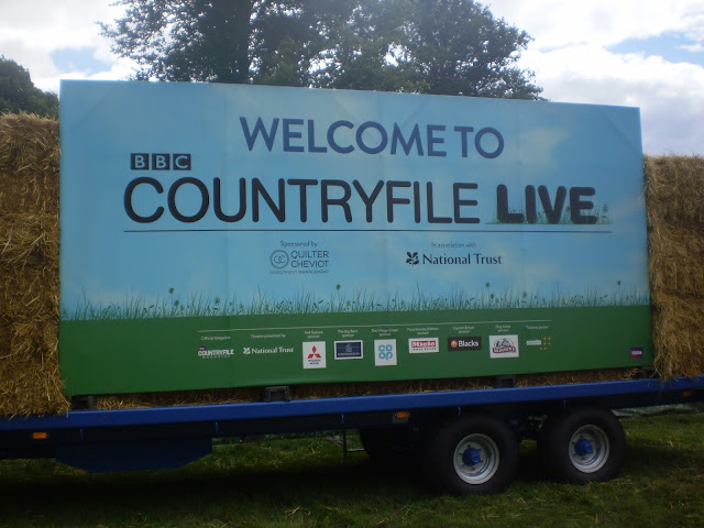 Countryfile Sign