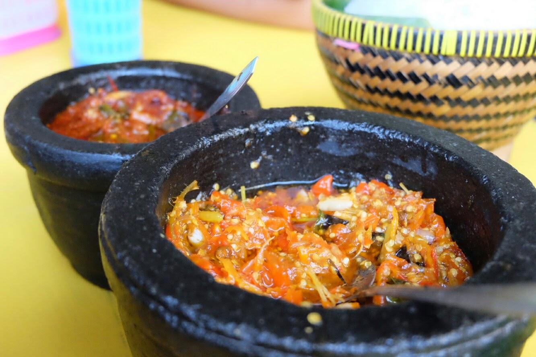 sambal dower rumah makan alam sunda