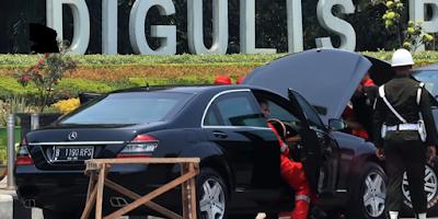 Banyak Yang Belum Tahu, Inilah 7 Fitur Canggih Mobil Terbaru Kepresidenan RI 2019