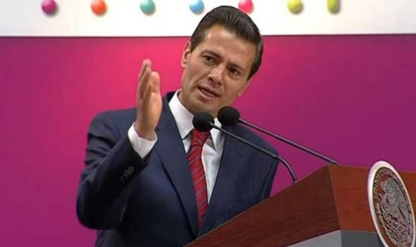 Presentaciones de Peña Nieto
