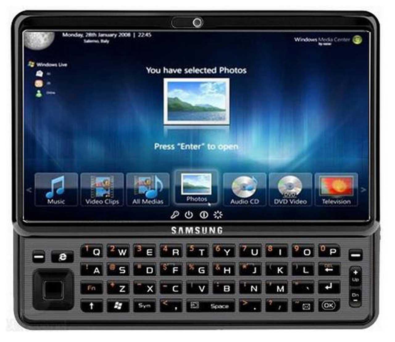 SAMSUNG GLORIA WINDOWS 7 TABLET PC SPESIFIKASI ...