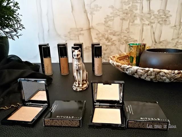 The Ritual Of Cleopatra Rituals Cosmetics Maquillaje belleza makeup