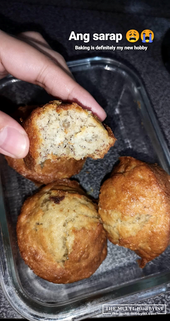 Quaranthings: Simple and Easy Banana Muffins Recipe to Bake this Quarantine