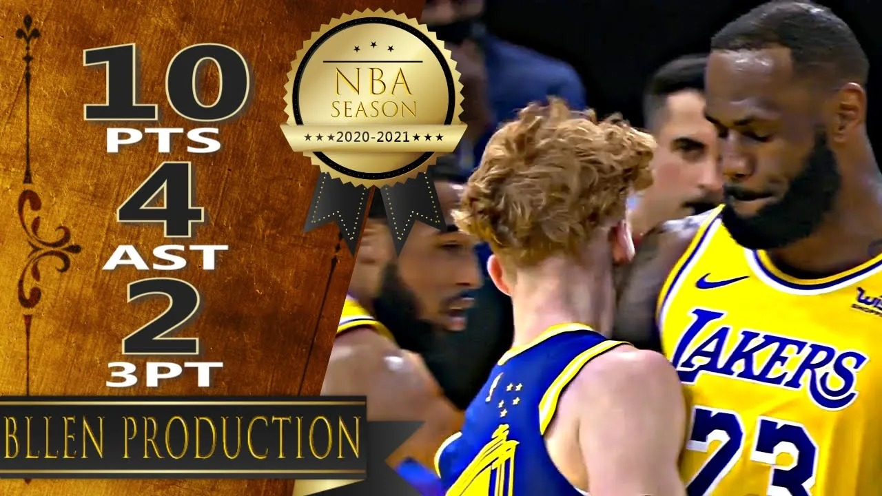 Nico Mannion 10pts 4ast vs LAL | March 15, 2021 | 2020-21 NBA Season