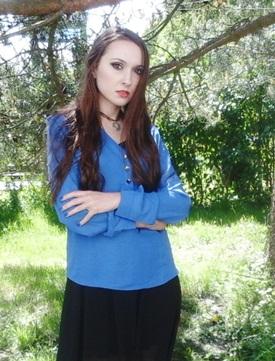http://www.shein.com/Blue-V-Neck-Epaulet-Dip-Hem-Chiffon-Blouse-p-205441.html?utm_source=truskawkowakawa.blogspot.com&utm_medium=blogger&url_from=truskawkowakawa