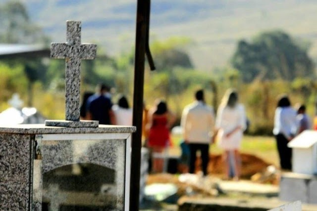 Lázaro é sepultado em Cocalzinho de Goiás
