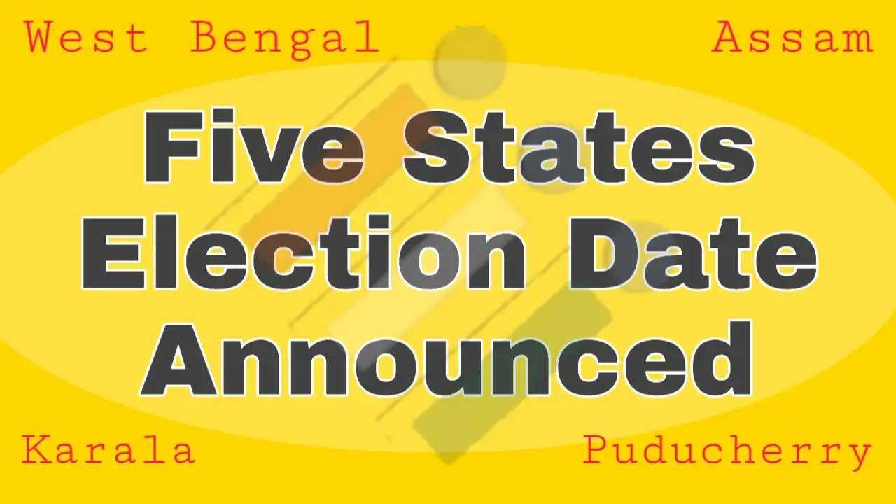 West Bengal Election Date, West Bengal Election result,
