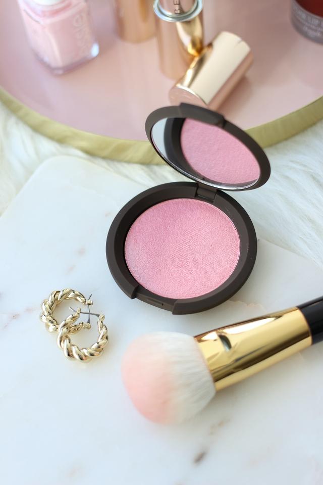 BECCA Luminous Blush in Camellia