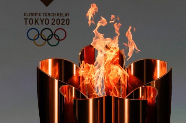 Tokyo Olympics light transfer gets in progress in Fukushima's shadow