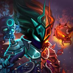 Epic Heroes War Premium - VER. 1.10.3.342p Unlimited (Money - Diamond) MOD APK