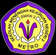 Logo SMKN 2 Metro