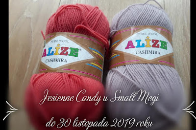 Jesienne Candy u Small Megi