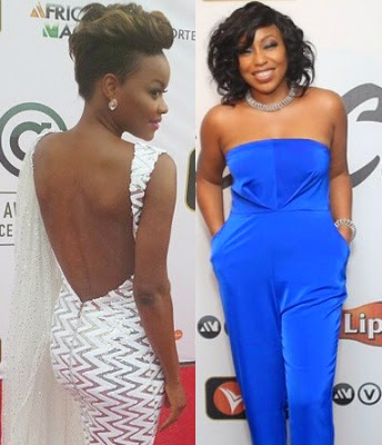 rita dominic kehinde bankole awards