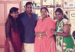 Robo Shankar Family Wife Parents children's Marriage Photos