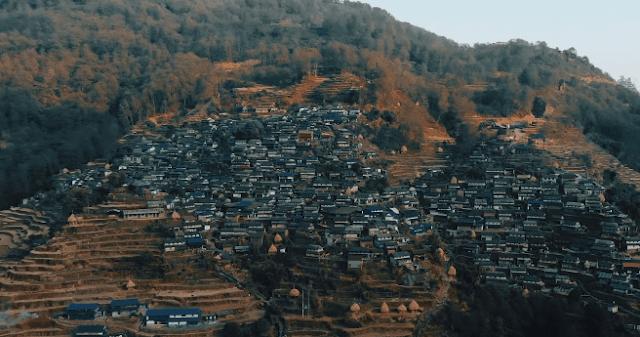 Lamjung, Ghale Gaun, Bhujung, Ghanpokhara Travel Story