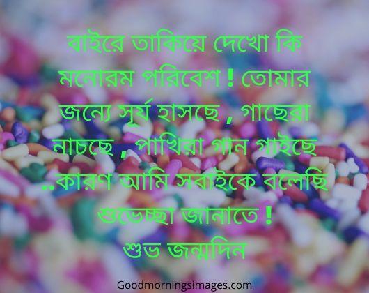 subho jonmodin bangla sms