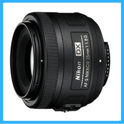 Nikon Nikkor 50mm f1.8 lens