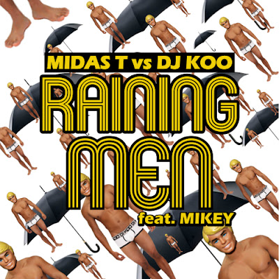 [Single] Midas-T – Raining Men