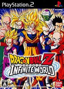 Dragon Ball Z Infinite World Ps2 ISO (NTSC-J) MG-MF