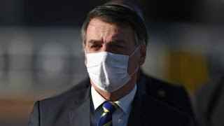Presidente Jair Bolsonaro testa positivo novamente para Covid-19