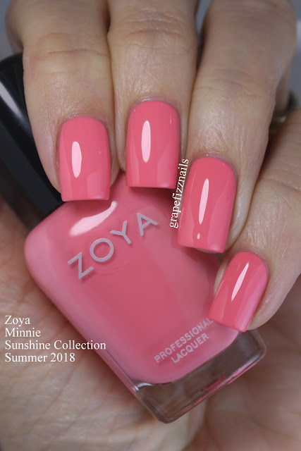 Zoya Sunshine Collection Minnie