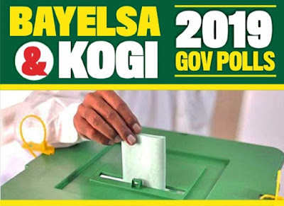 LIVE UPDATES: INEC Commences Official Announcement Of Results In Bayelsa, Kogi