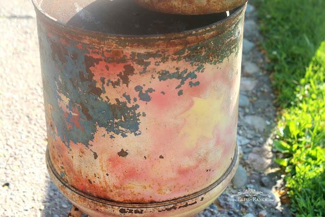Antique Milk Can Old Sign Stencils Bliss-Ranch.com