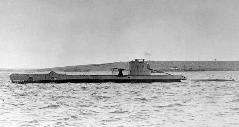 The Mad Monarchist: The British Submarine Campaign of World