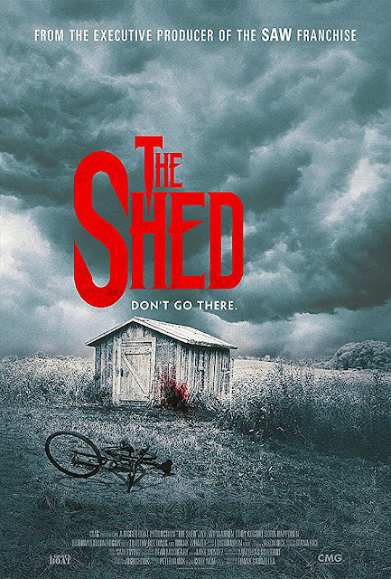 Sinopsis Film Horror The Shed (2019)