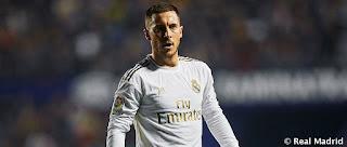 Adios a la temporada para Eden Hazard