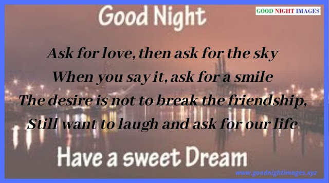 Latest Good Night Messages | good night friends images download