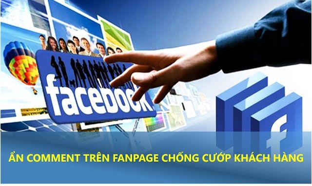 Ẩn bình luận trên facebook với phần mềm Fancake