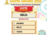 Santri Awards 2020 Pondok Pesantren Nurul Musthofa An-Nuroniyah