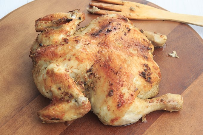 Aromatic Whole Chicken