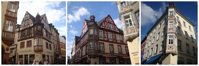 centro de Koblenz, Alemanha