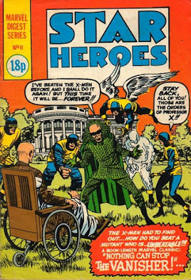 Star Heroes Pocket Book #11, X-Men