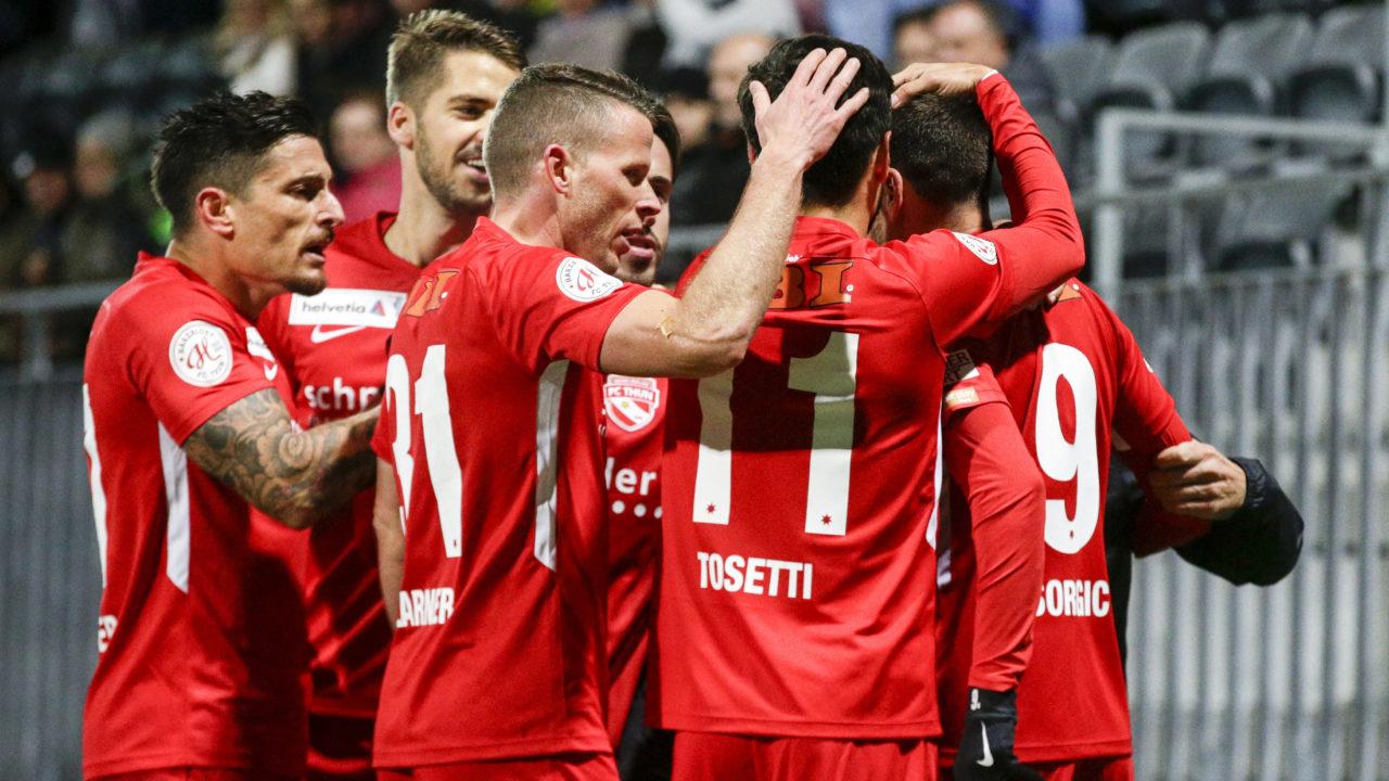 FC Thun vs Basel 1h30 ngày 1/8 www.nhandinhbongdaso.net