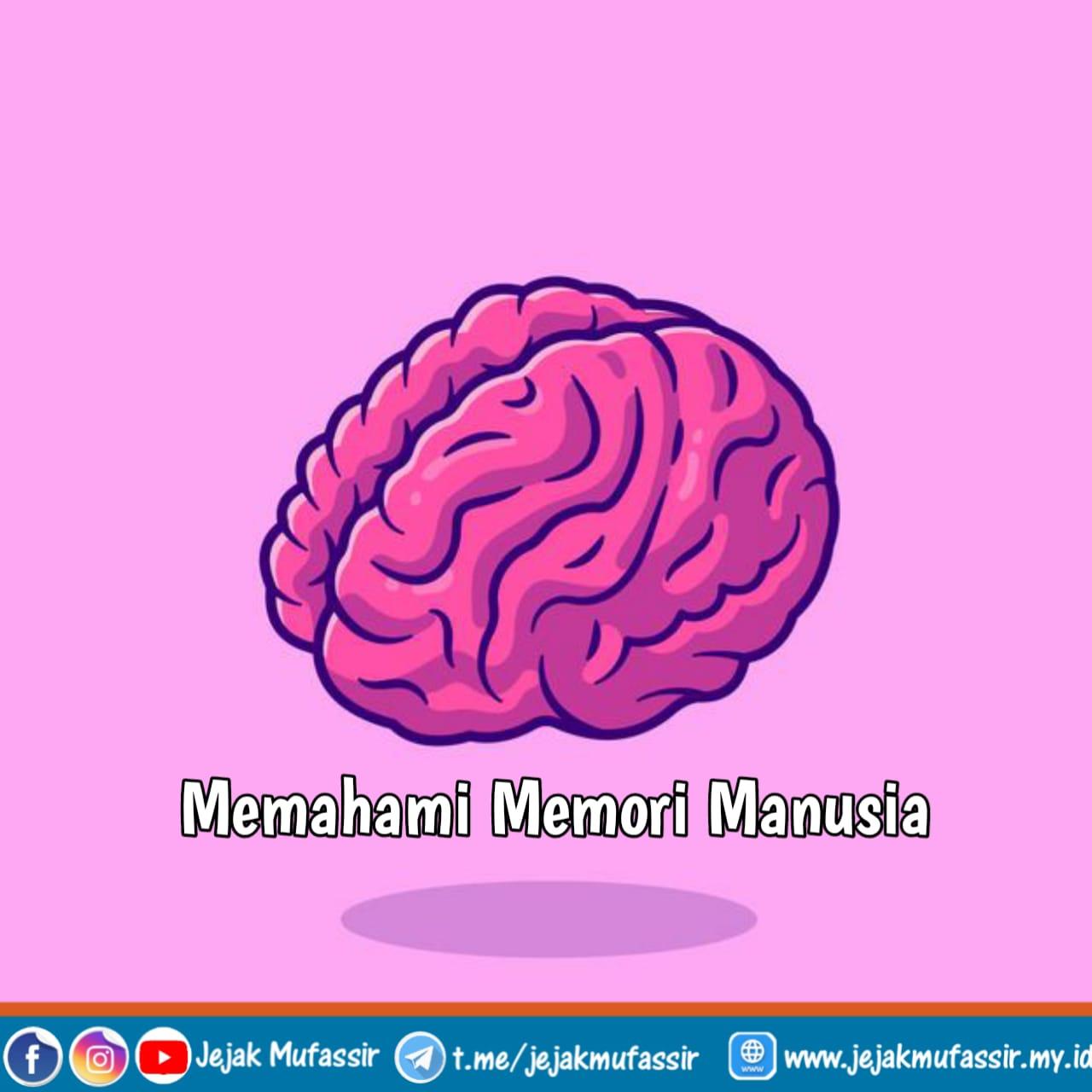Memahami Memori Manusia