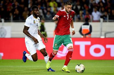 مشاهدة مباراة المغرب وجنوب افريقيا بث مباشر اليوم
