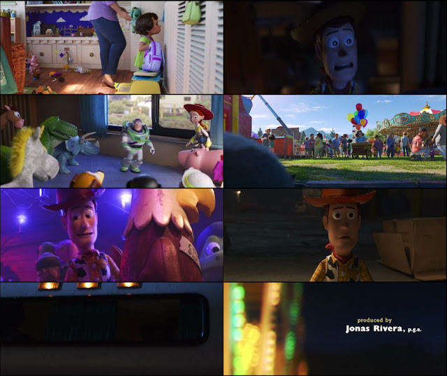 Toy Story 4 2019 Dual Audio ORG 720p BluRay