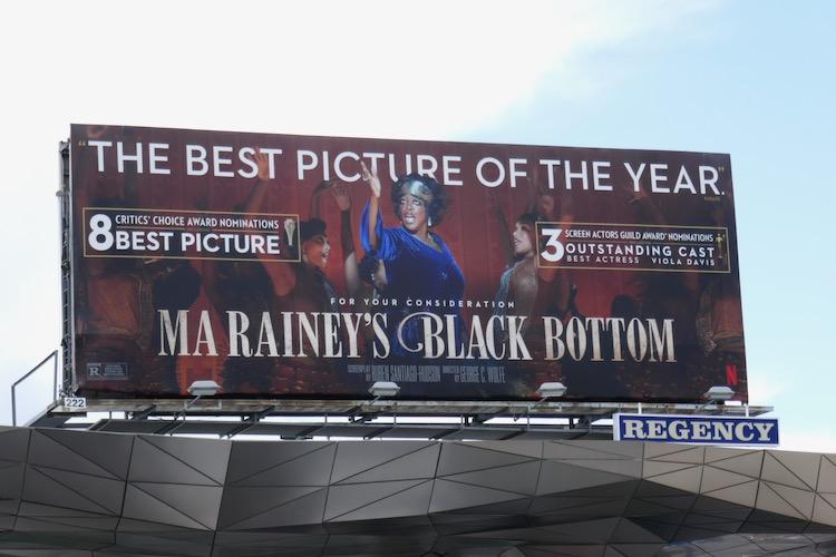 Ma Raineys Black Bottom nominee billboard