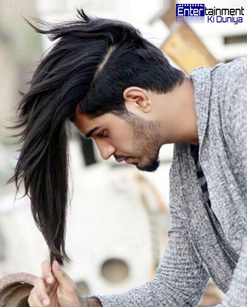long hair for men, long hairstyle, long hair