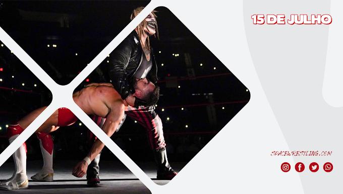 Replay: WWE Monday Night RAW em Português 15/07/2019